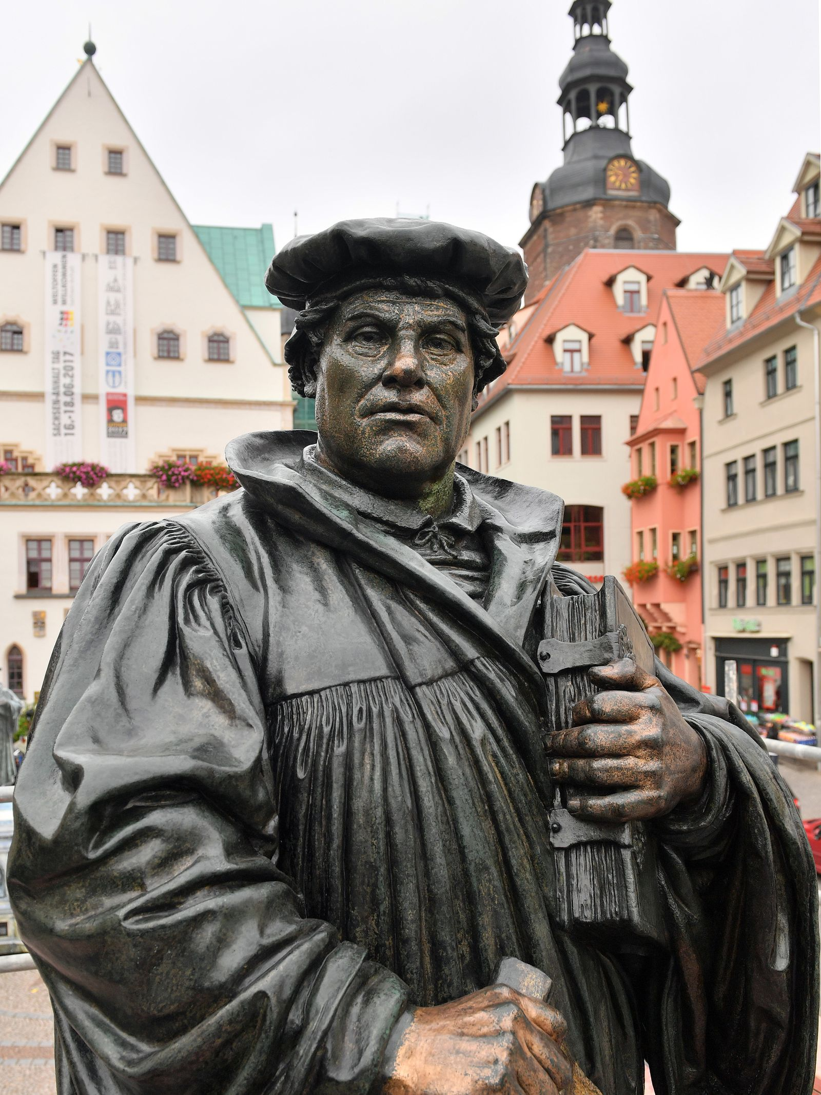 Eisleben/ Luther