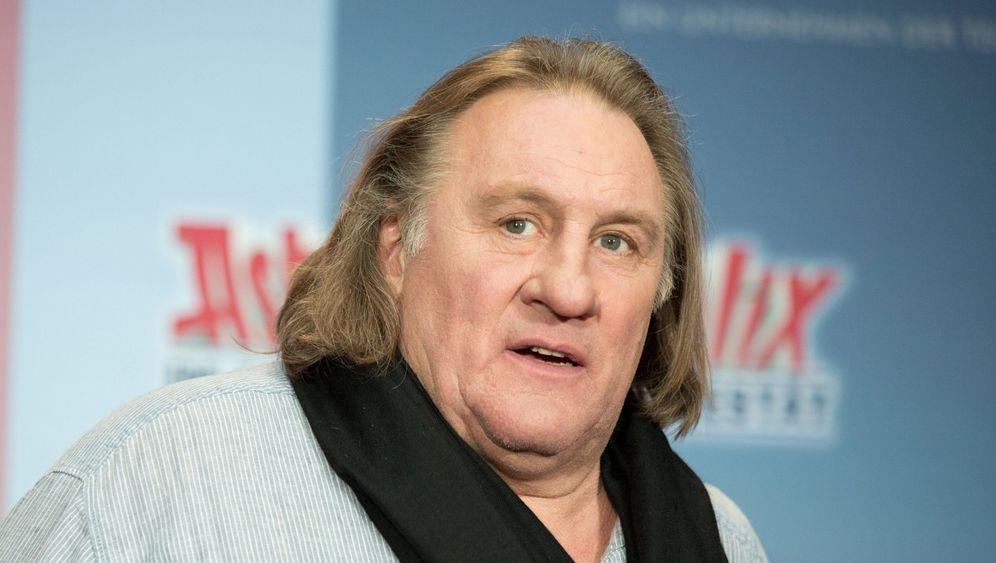 Übergesiedelter Depardieu: Obelix bei den Belgiern