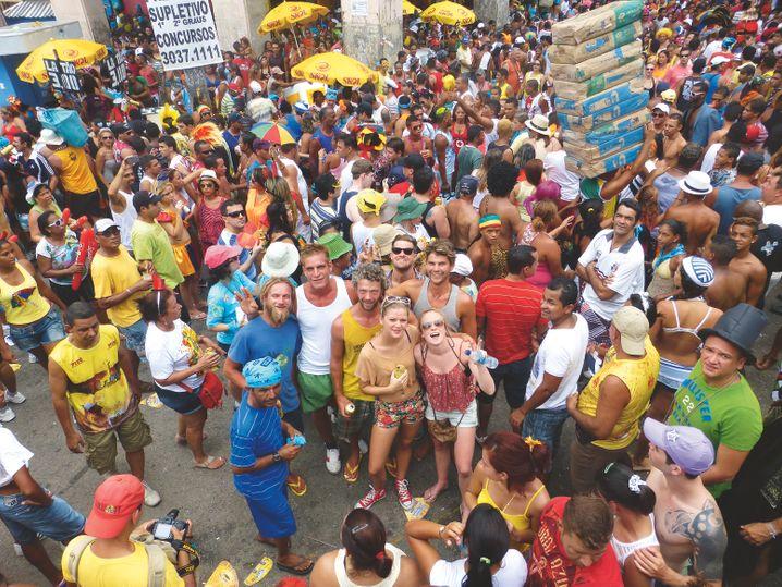 »Libertalia«-Crew im Karneval von Recife: »Es war verrückt!«