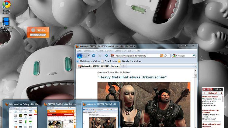 """Windows 7: Hat laut """"Computerbild"""" die beste Desktop-Suchfunktion - ab Werk"""