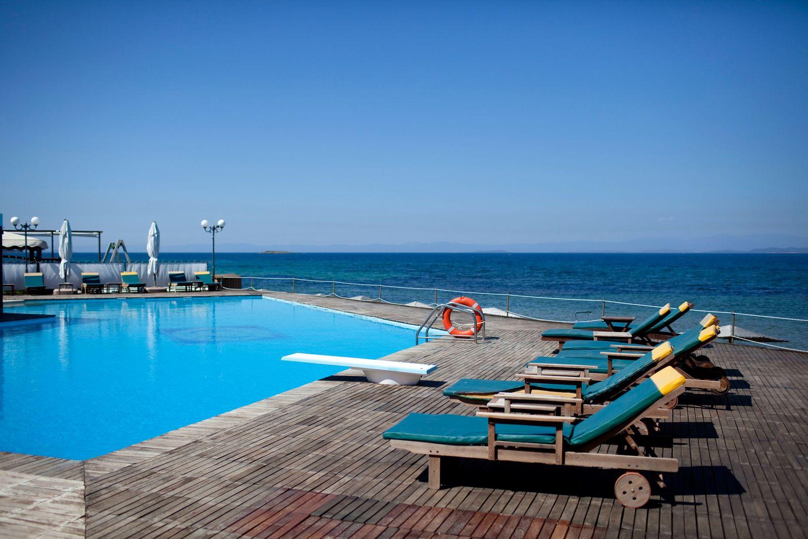 Griechenland / Pool / Luxus