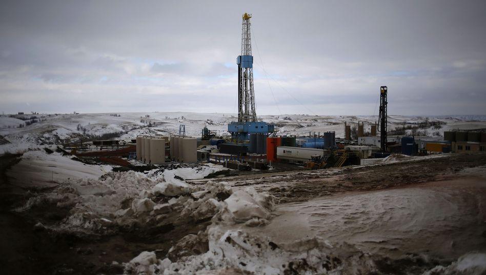 Fracking in Williston, North Dakota: Risiken bei Umwelt- und Effizienzfragen