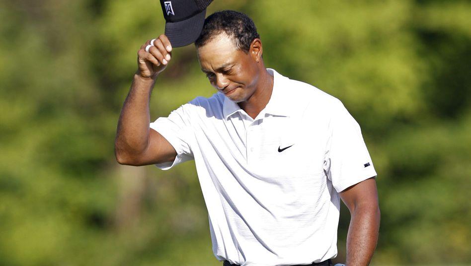Golfstar: Ehe von Tiger Woods nach Sexskandal geschieden