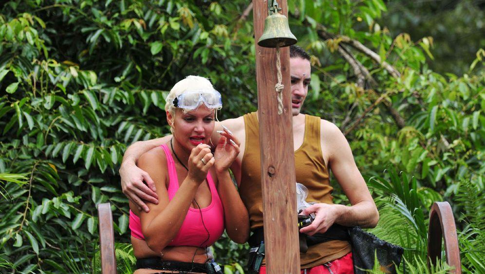 Dschungelcamp Tag 1: Krawallos im Busch