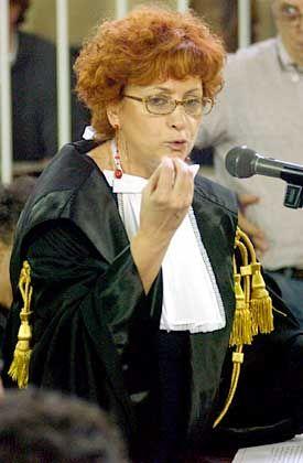 Seit 1994 auf Berlusconis Spur: Staatsanwältin Boccassini