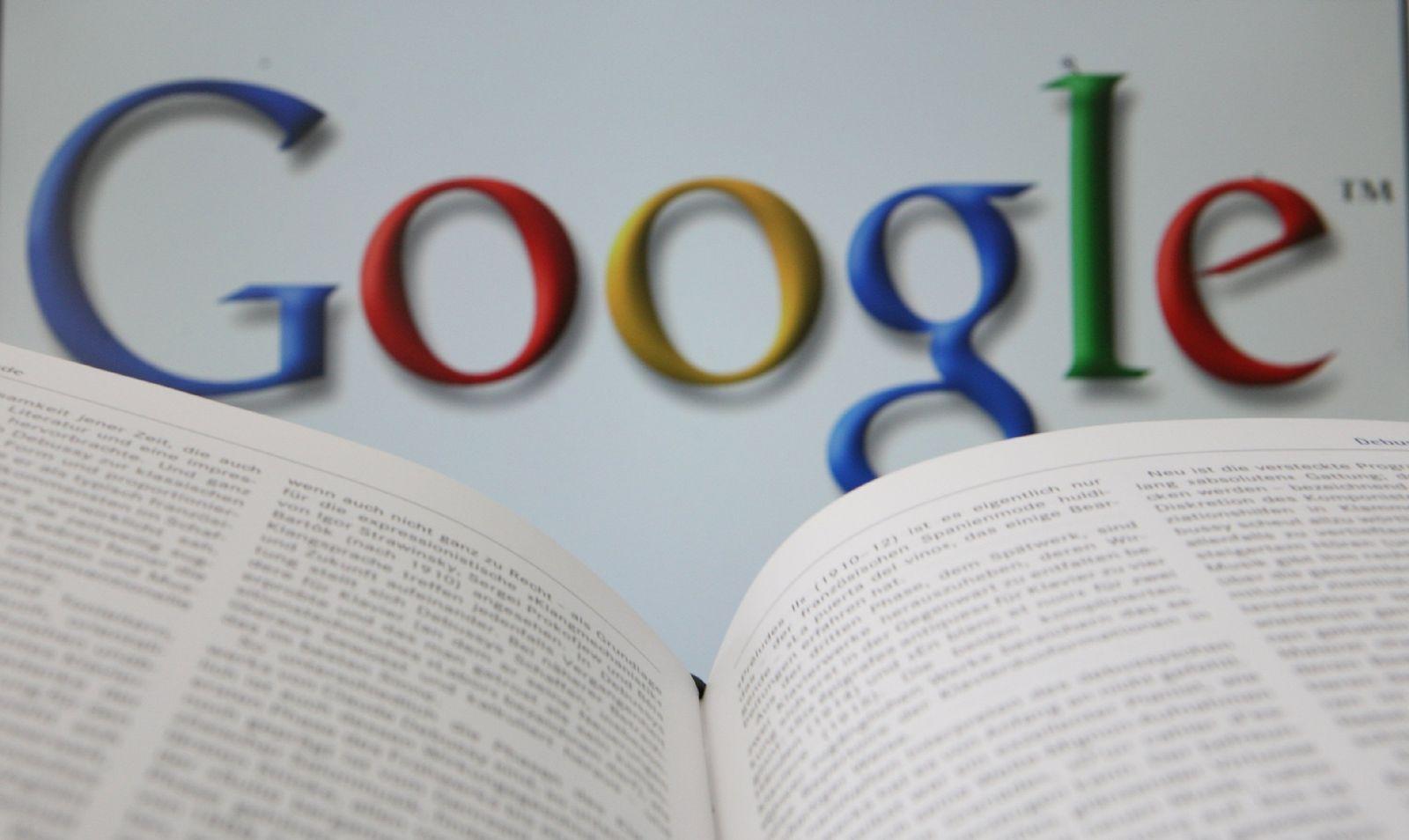 Google steht vor größtem literarischen Coup