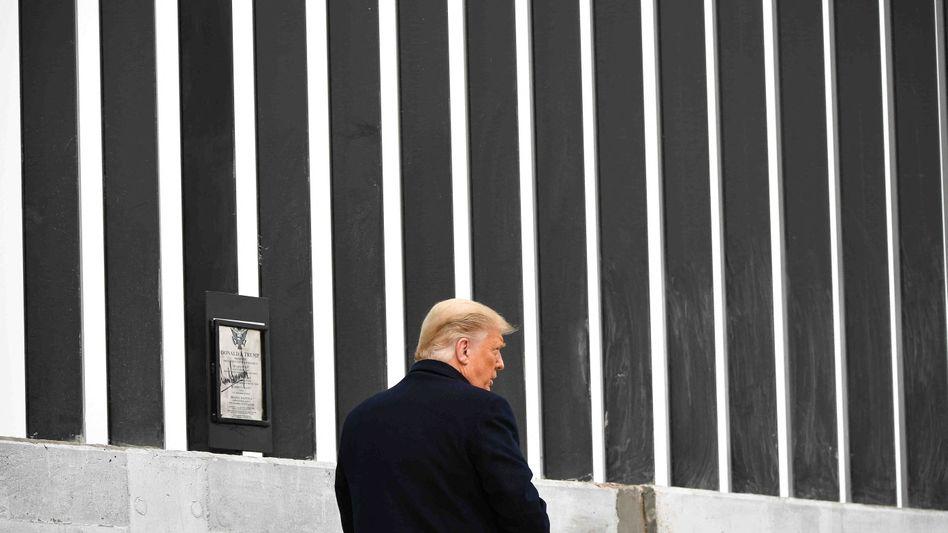 Donald Trump (im Januar 2021)
