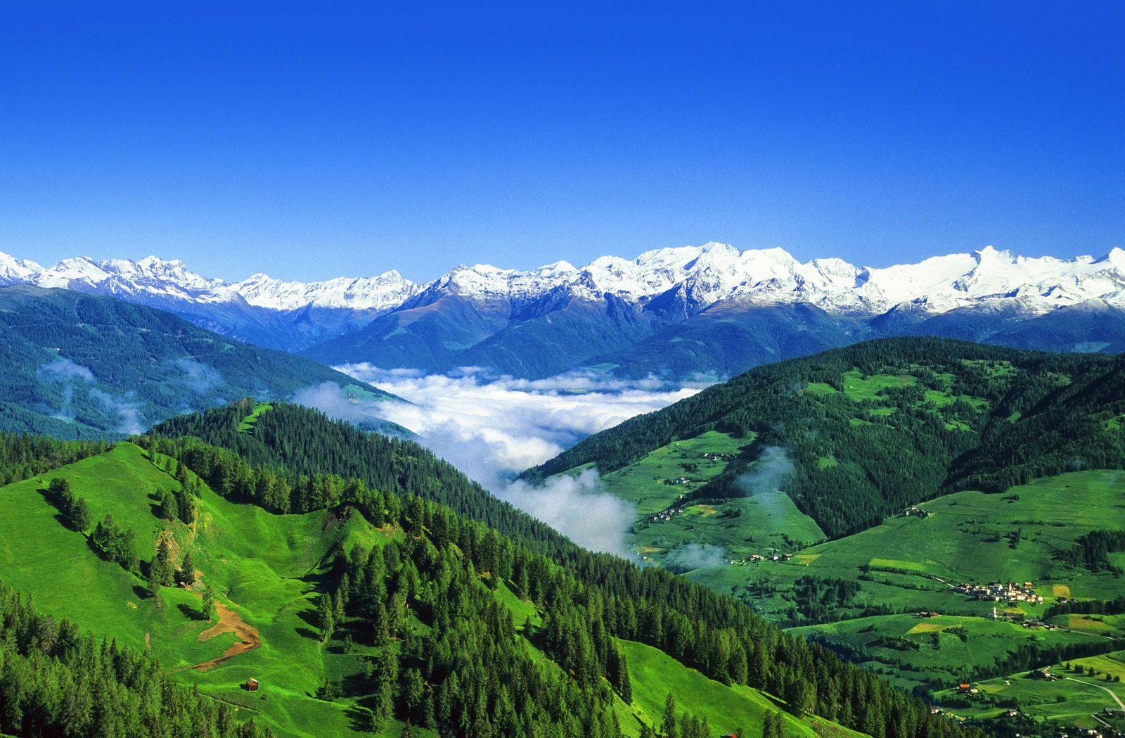 EINMALIGE VERWENDUNG Südtirol