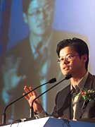Ist an einer Zusammenarbeit mit News Corporation interessiert: Yahoo-Gründer Jerry Yang