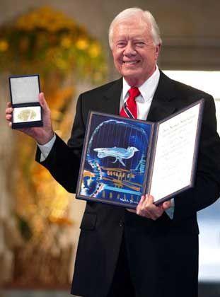 """""""Gegenwärtig keine Bedrohung der Vereinigten Staaten durch Bagdad"""": Nobelpreisträger Jimmy Carter"""