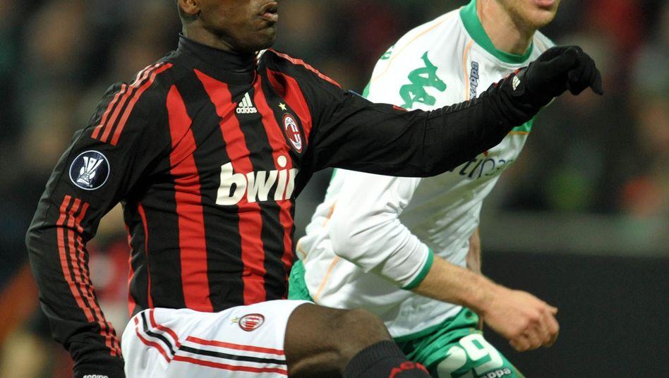 Ehemaliger Milan-Profi Seedorf: Zuletzt in Rio de Janeiro unter Vertrag