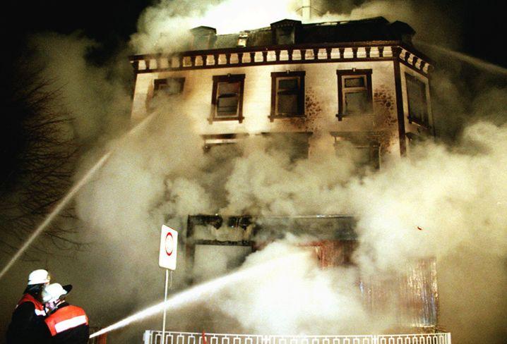 Brandanschlag 1996