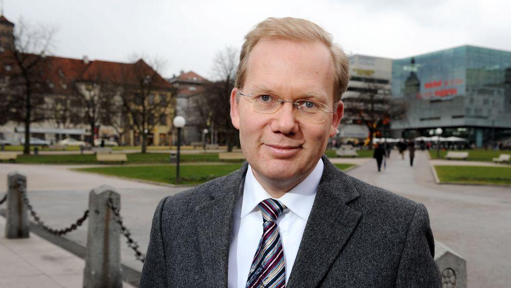 Stuttgarter OB-Kandidat Turner: Vom Werber zum Politiker
