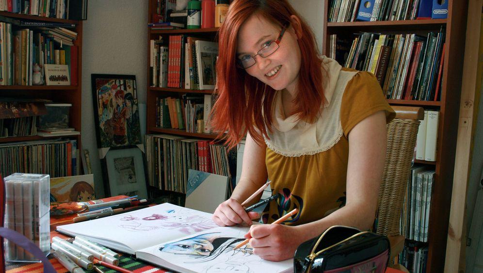 Ausgezeichnete Comics: Vier Abschlussarbeiten, viermal Note 1