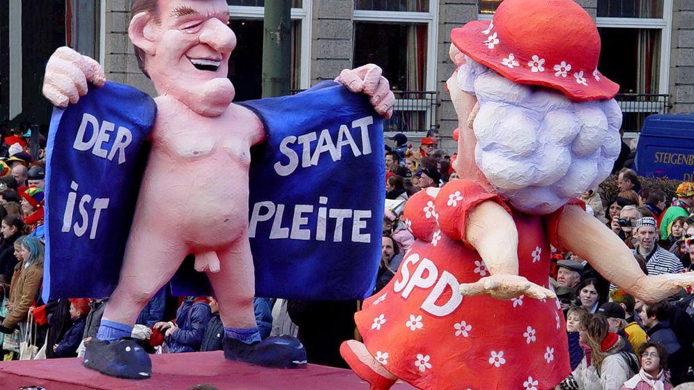 """Skandalwagen im Karneval: """"Ja der Penis, mein Gott noch mal!"""""""