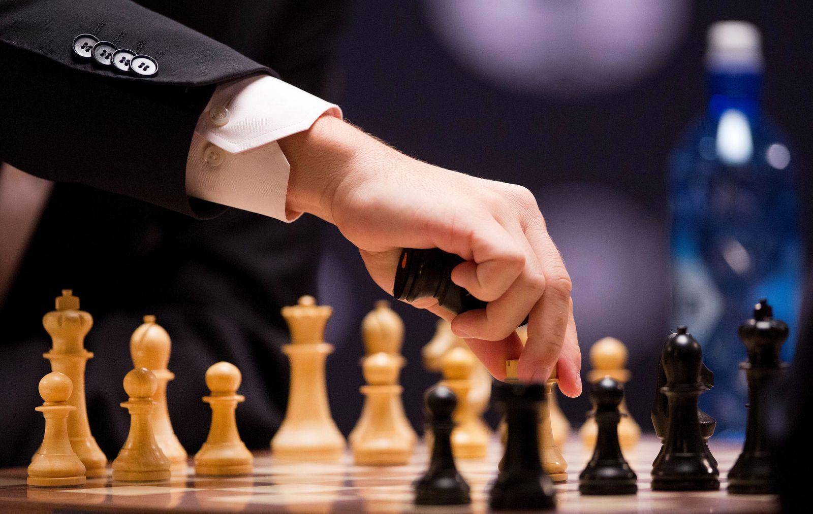 Magnus Carlsen Sergey Karjakin