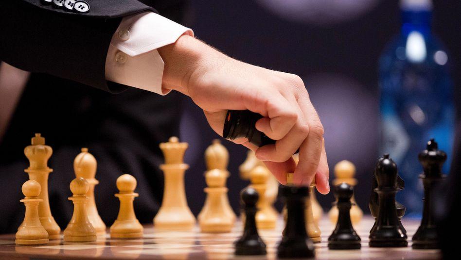 Schach dem Bundestrainer