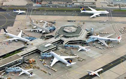 Frankfurter Flughafen: Zweifel an Nachtflugregelung