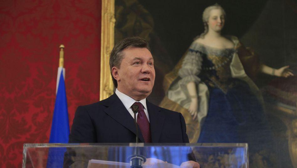 Streit um Timoschenko: Ukraine stoppt Abkommen mit EU