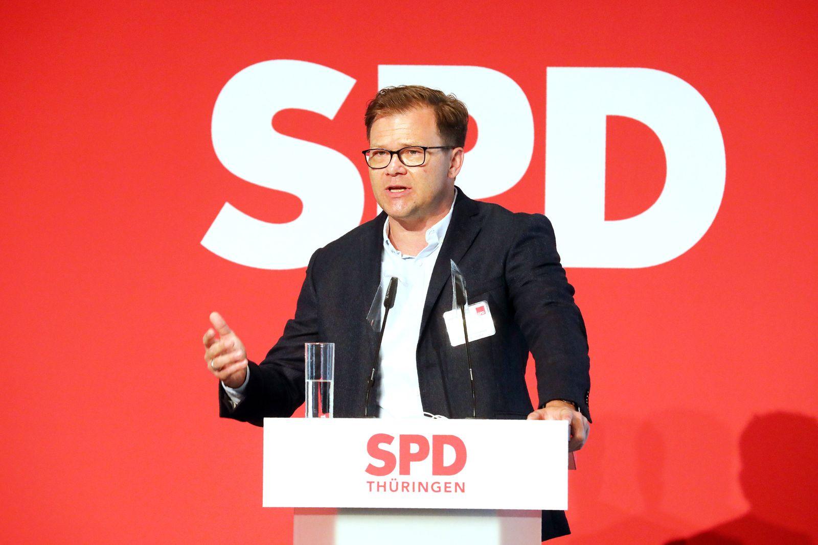 Landesdelegiertenkonferenz der Thüringer SPD