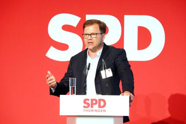 Carsten Schneider, Parlamentarischer Geschäftsführer der SPD-Fraktion