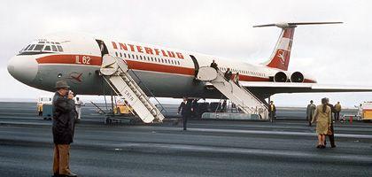Iljuschin 62 der Interflug: Frauen durften nicht ans Steuer