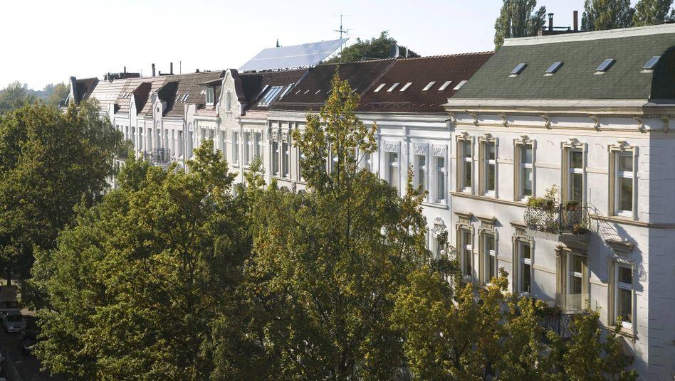 Altbauten in Hamburg-Eimsbüttel: Bessere Viertel sind begehrt bei Airbnb