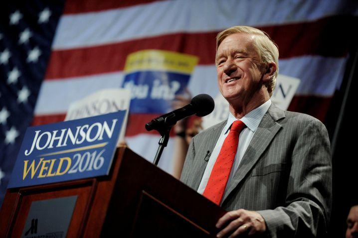 """Trump-Herausforderer Bill Weld: Teil der """"Never Trump""""-Bewegung"""