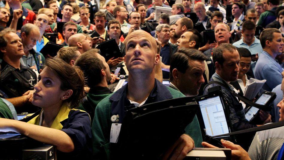 Börse in Chicago: historische Zinswende