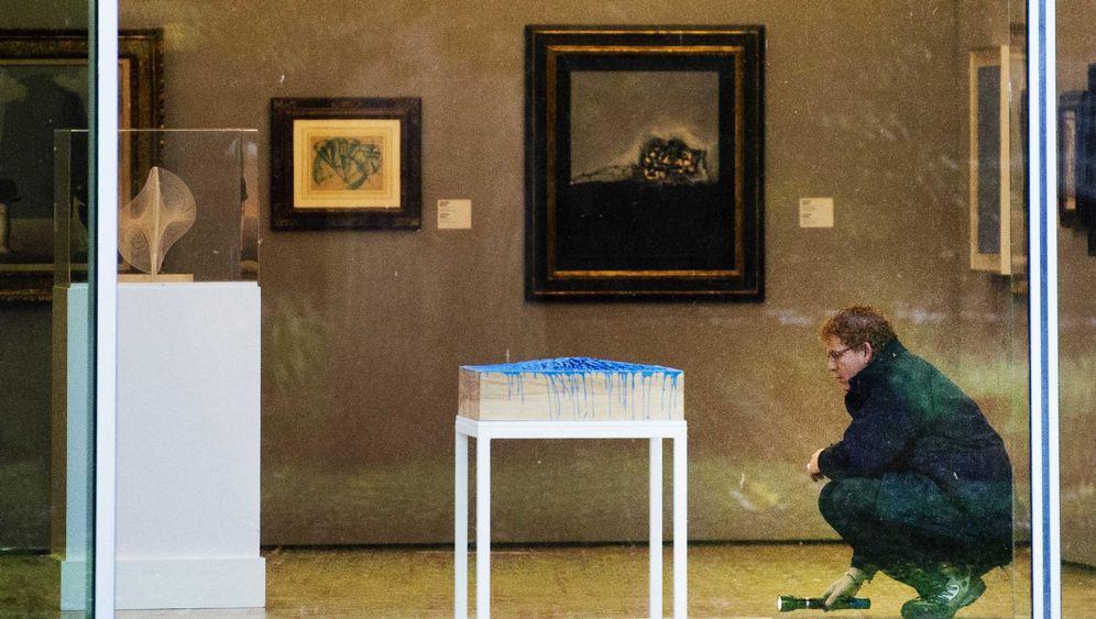 Kunstraub in Rotterdam: Auf den Spuren der Diebe