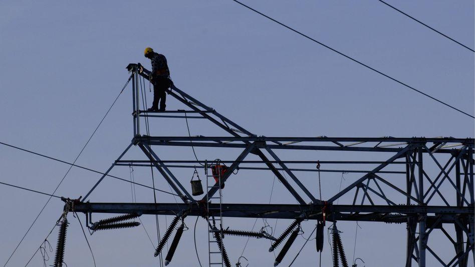 Bau einer neuen Stromtrasse: Dena-Chef Kohler fordert forcierten Ausbau