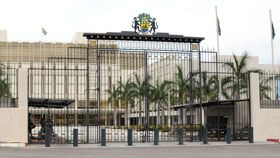 Präsidentenpalast in der Hauptstadt Libreville (Archiv)
