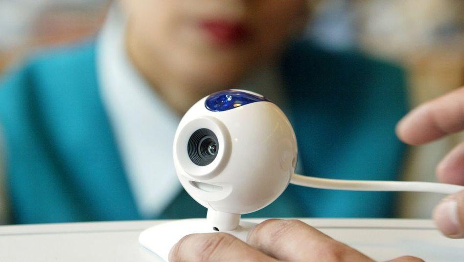 Webcam (Symbolbild)