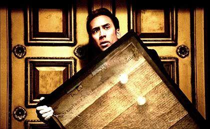 Hollywood-Superstar Nicolas Cage: Mit der Schatzsuche Geld scheffeln