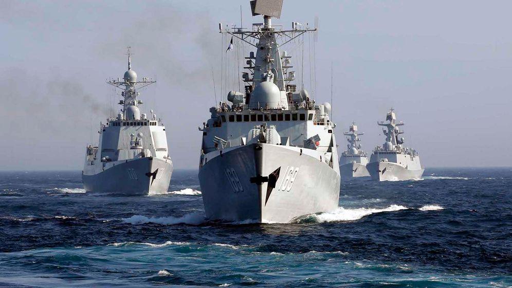Warnung an China: USA beziehen Stellung im Inselstreit