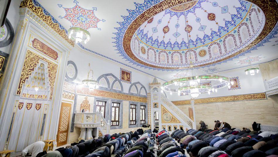 Mevlana-Moschee in Kreuzberg