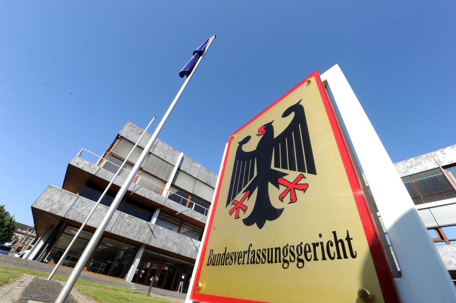 Karlsruhe/ Verfassungsgericht