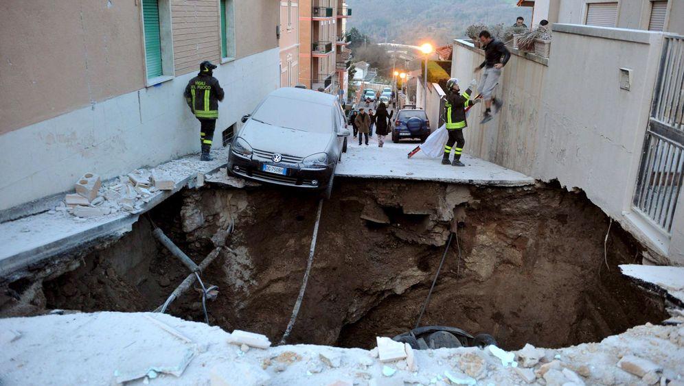 Katastrophe in Italien: Das Beben von L'Aquila