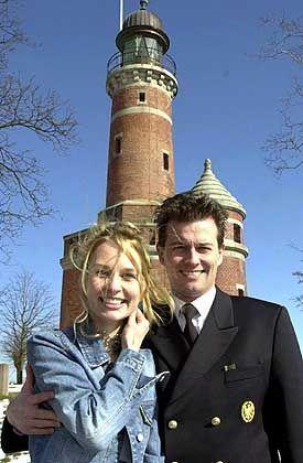 Kiel-Holtenau: Auch auf dem Festland sind Turmhochzeiten beliebt