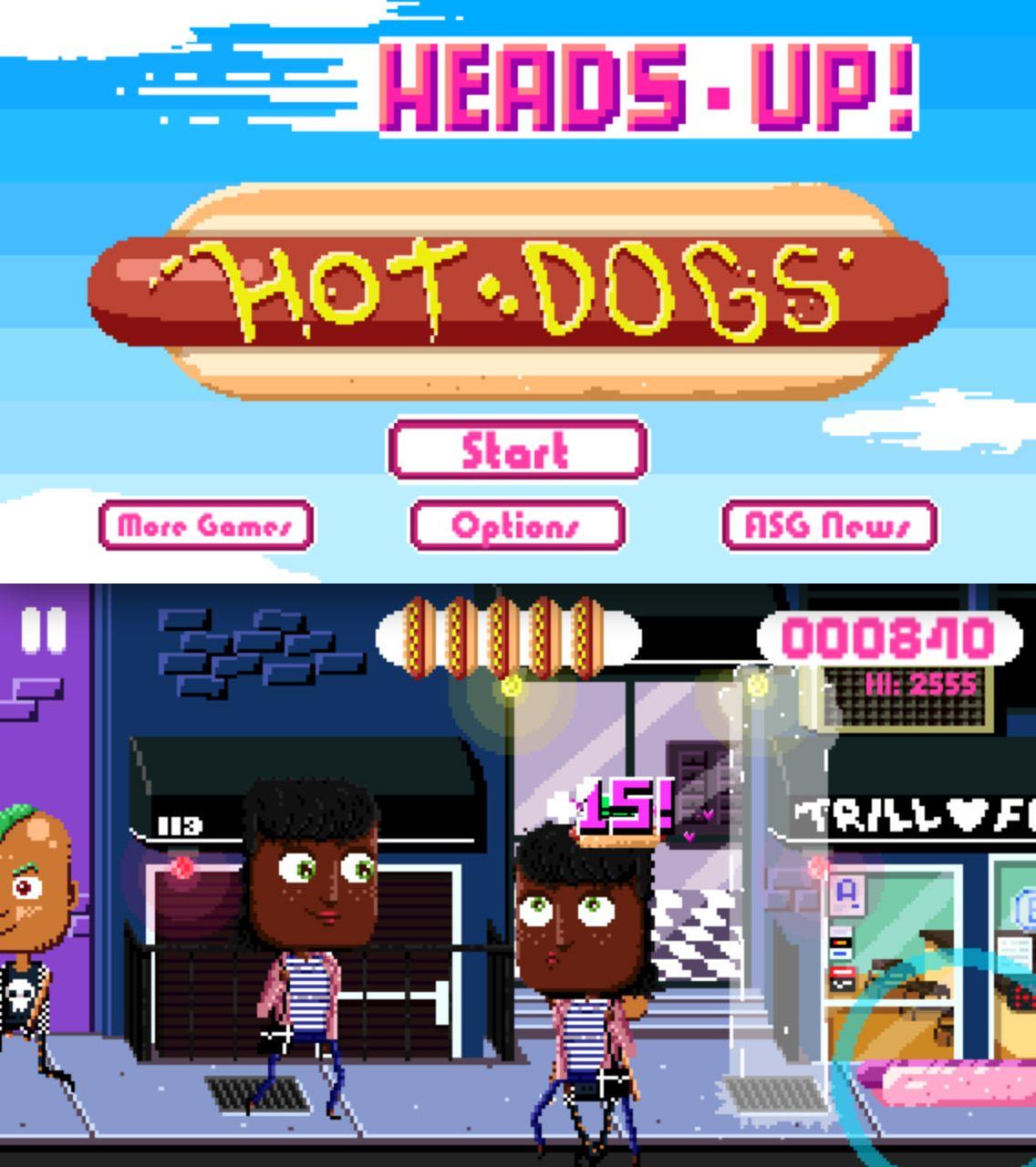 iOS Apps / hotdogs