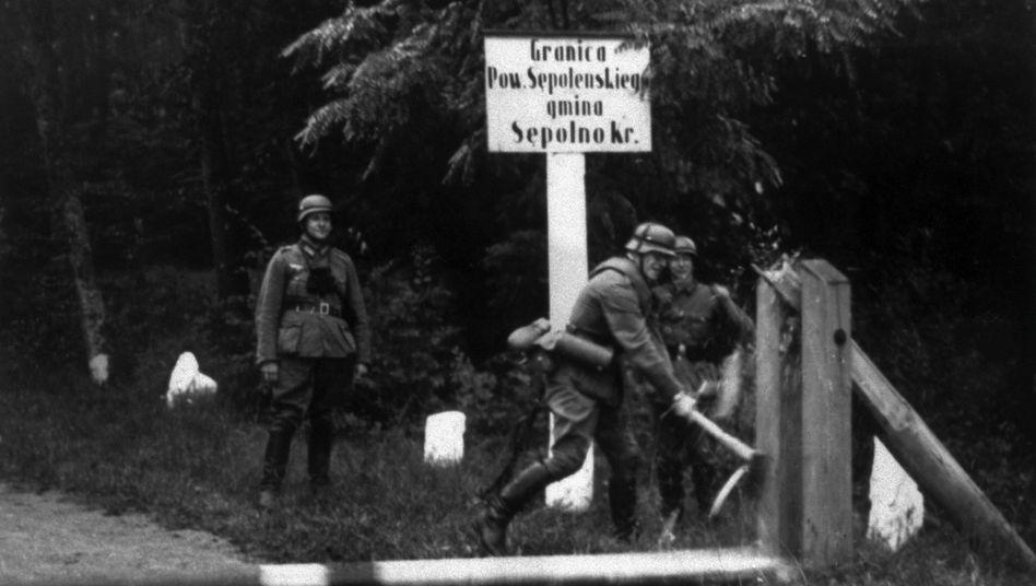 Deutscher Überfall auf Polen 1939: Auf den Einmarsch folgte der Mord an den polnischen Eliten
