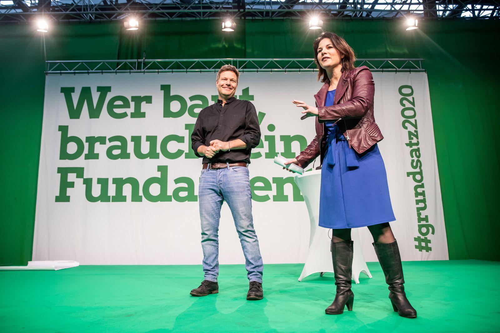 """""""Grundsatzkonvent"""" der Grünen"""