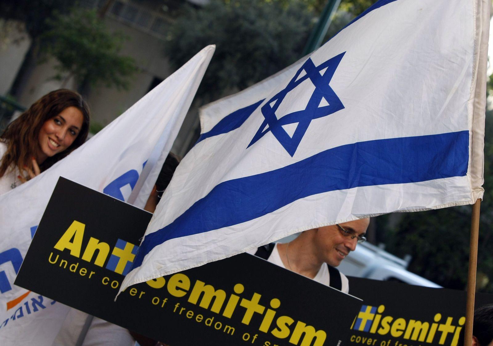 Schweden Israel Krise Aftonbladet