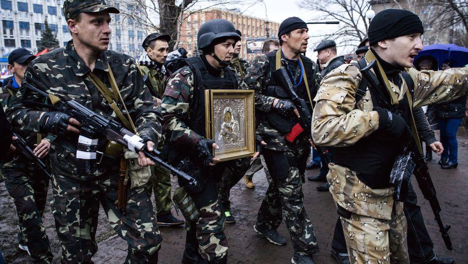 Konflikt im Donezk-Becken: Eskalation in der Ostukraine - was man jetzt wissen sollte