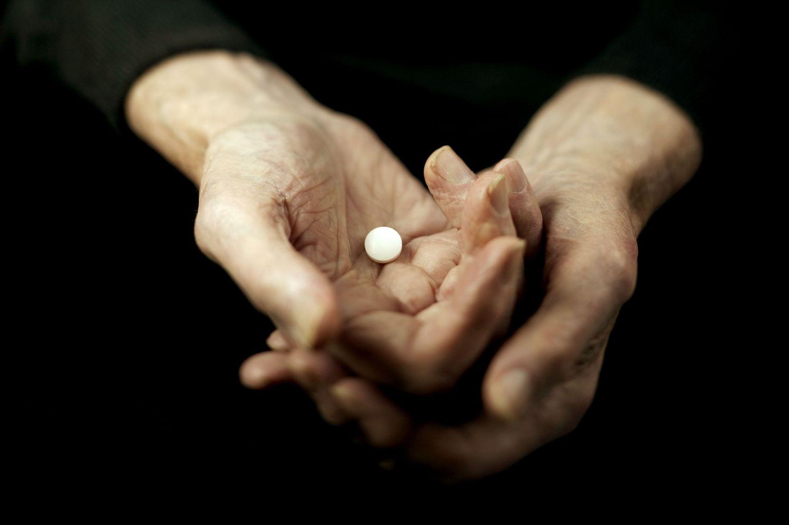 NICHT MEHR VERWENDEN! - Pillen / Todespille / Tablette