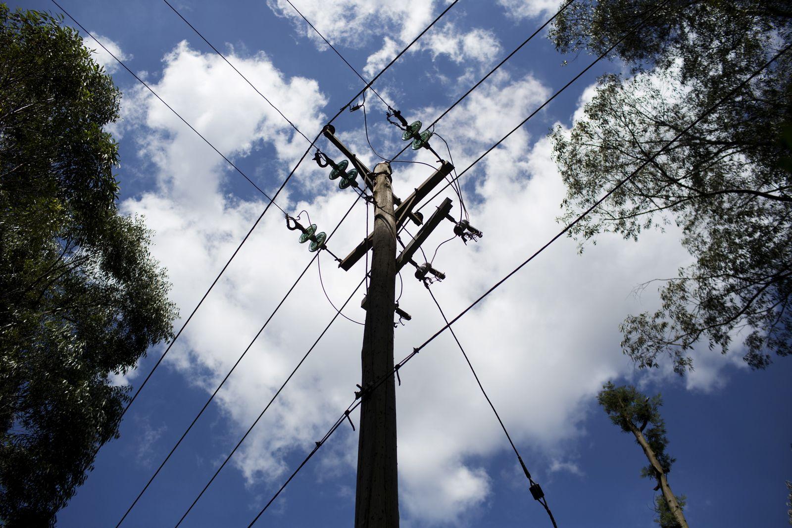 Kenia/ Strom