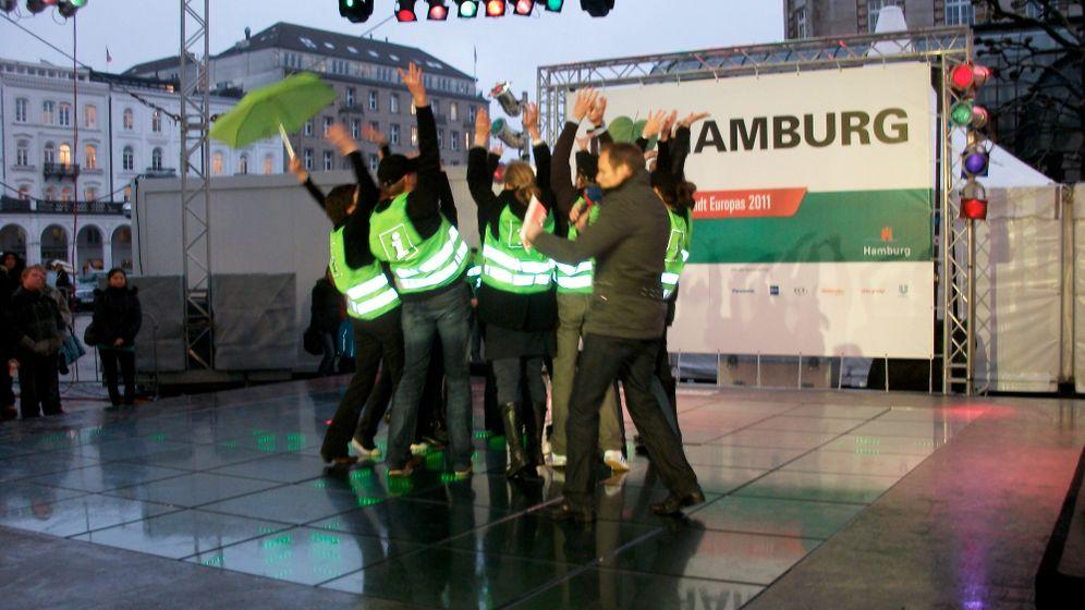 Umwelthauptstadt Hamburg: Grüner wird's nicht