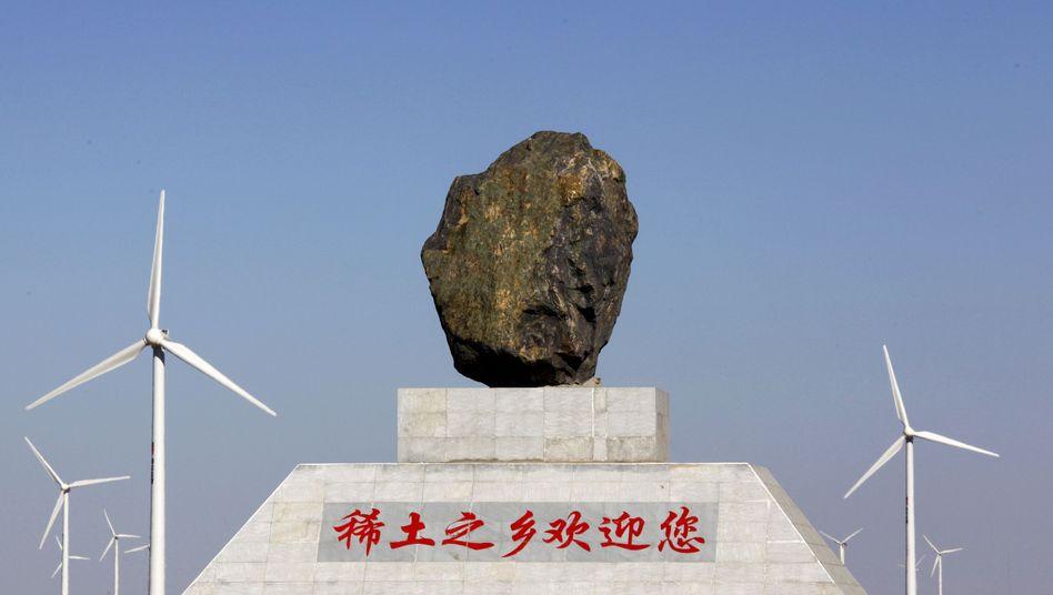 Windturbinen und Seltene Erden in China: Neue Player erobern den Energiemarkt