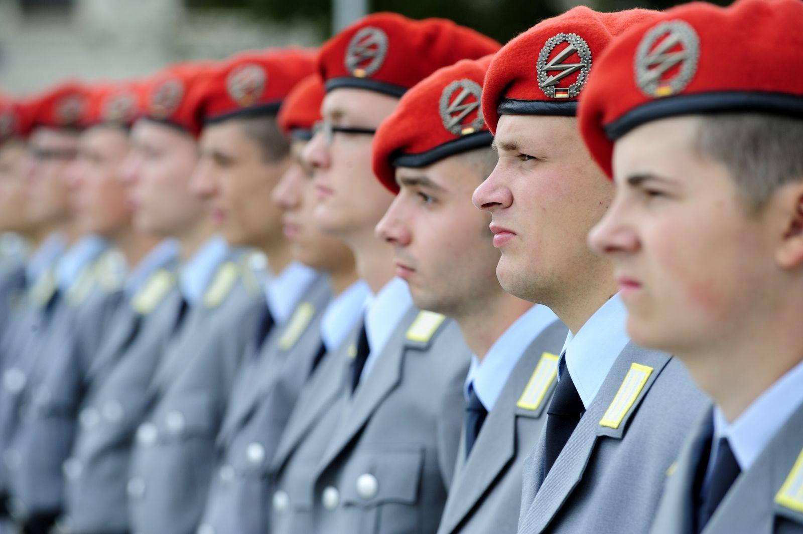 NICHT VERWENDEN THEMEN Bundeswehrreform