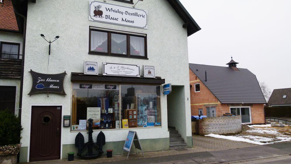 Deutschlands älteste Whiskydestille: Die Blaue Maus baut aus
